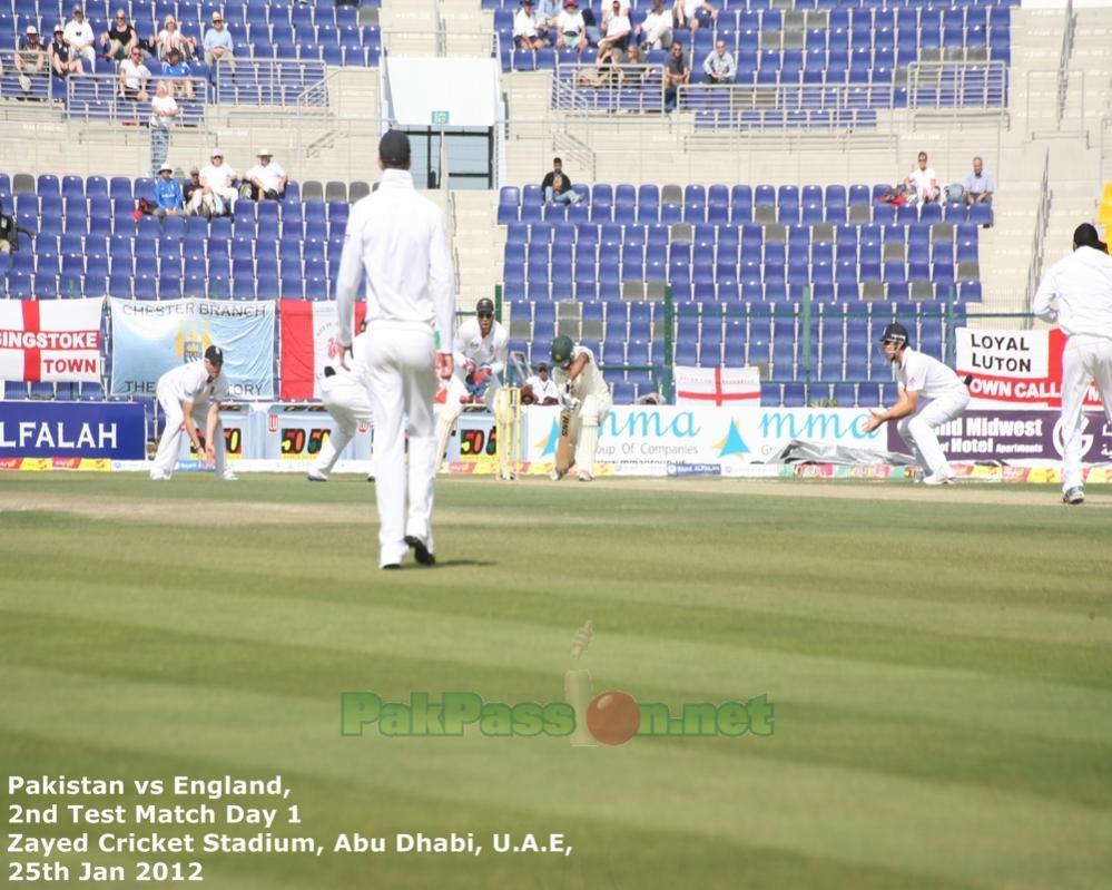 Day 1 | Shiekh Zayed Stadium | Abu Dhabi |