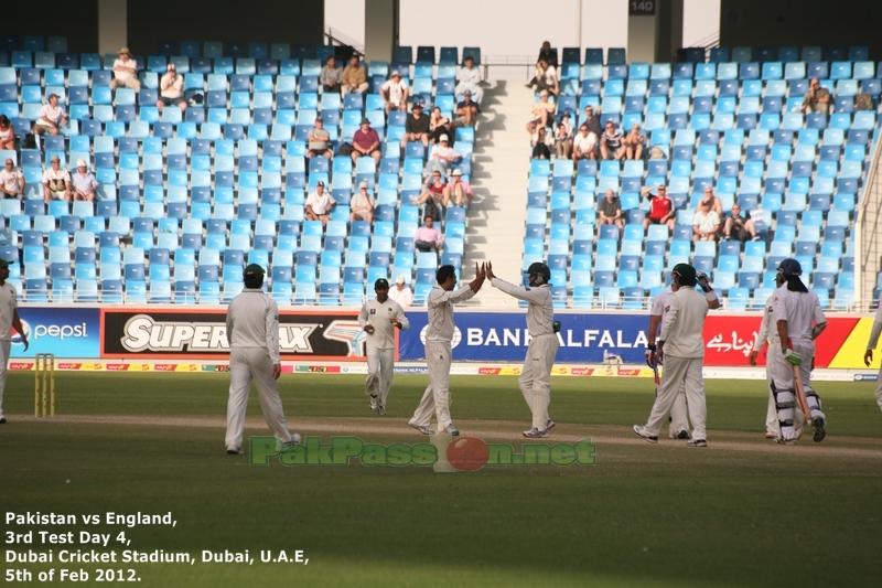 42. Pakistan team