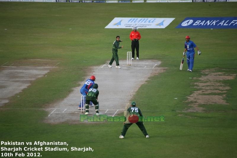 Pakistan vs Afghanistan | One Day International | 10 Feb 2012 | Sharjah
