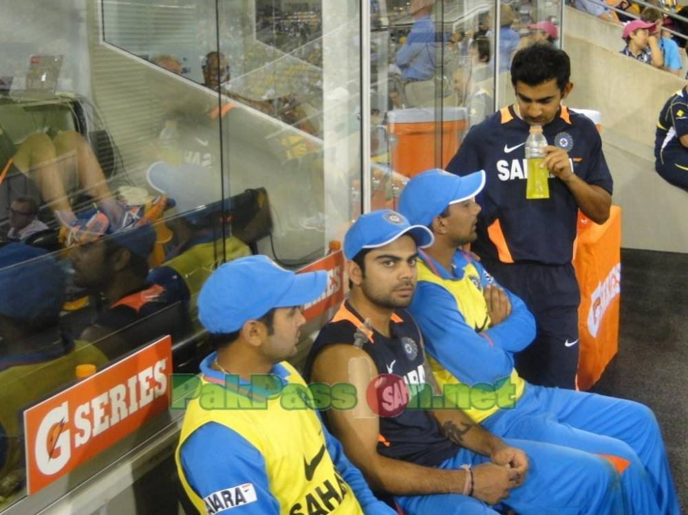 CB Series: Australia Vs India: 7th Match : 19th Feb 2012