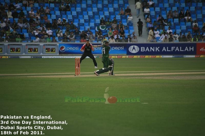 Pakistan vs Engalnd 3rd Odi