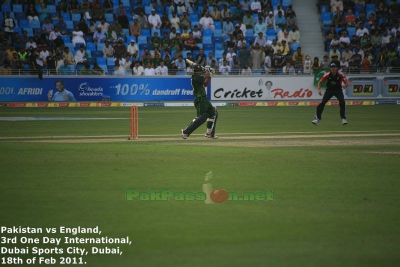 Pakistan vs Engalnd 3rd Odi