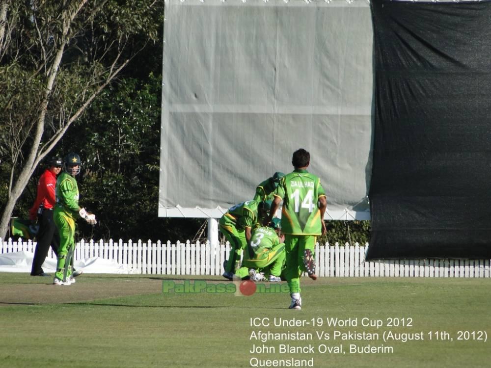 Pakistan U-19 vs Afghanistan