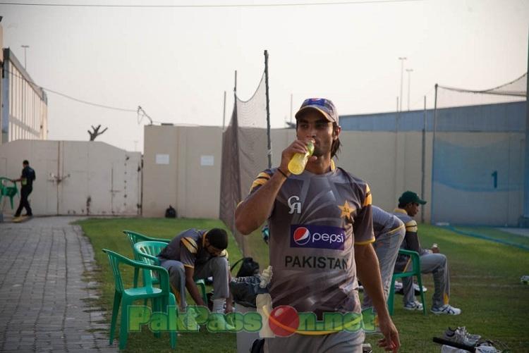 Pakistan training session | Sharjah | 2nd September 2012