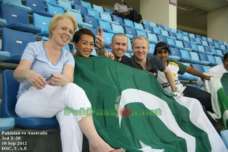 Pakistan vs Australia 3rd T20 Dubai