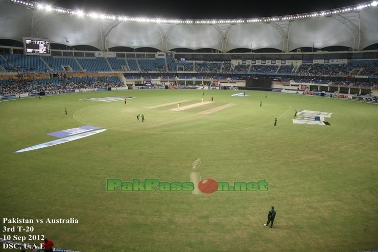 Pakistan vs Australia 3rd T20 Dubai DSC
