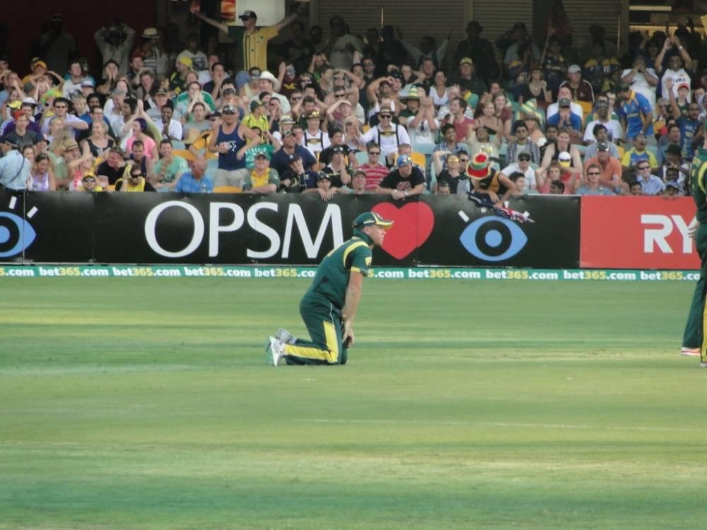 Australia vs Sri Lanka, 3rd ODI, Brisbane