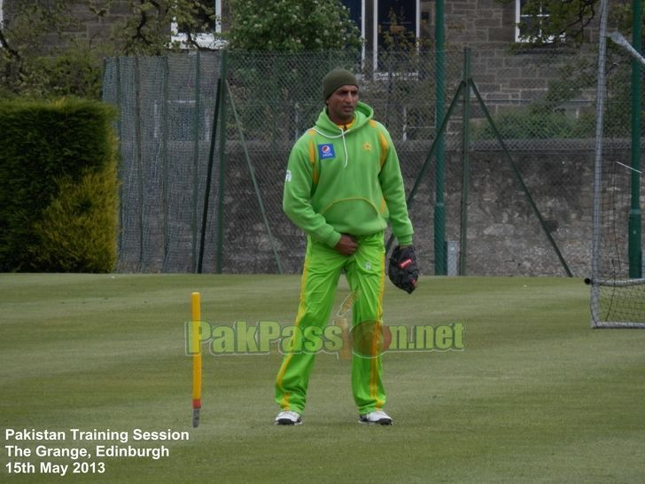 Pakistan Training Session