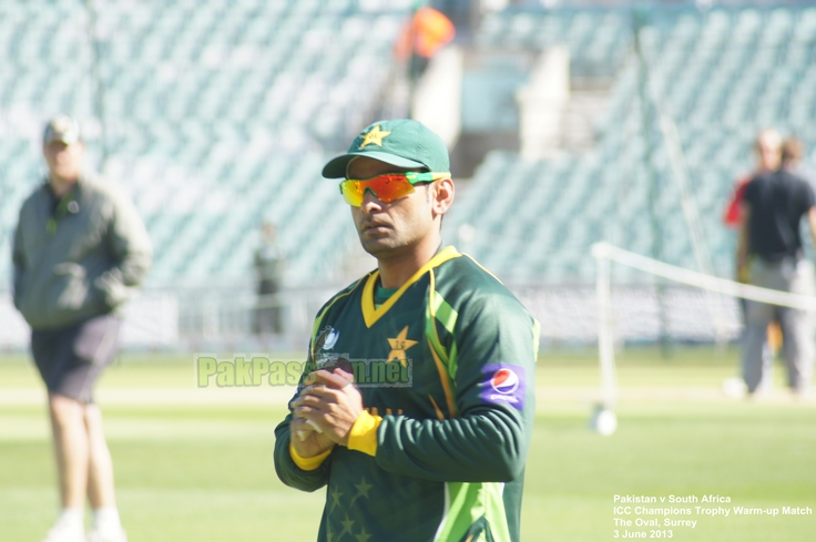 Mohammad Hafeez to provide coaching & skill sessions for young cricketers in Sargodha