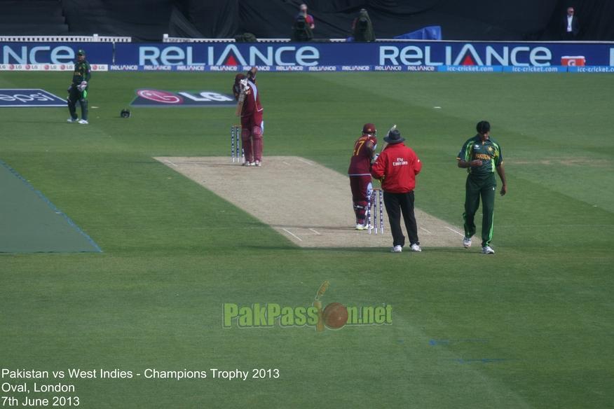Pakistan vs West Indies - Champions Trophy 2013