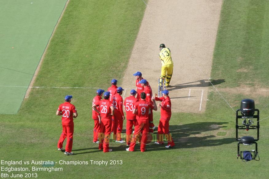 England vs Australia Champions Trophy 2013