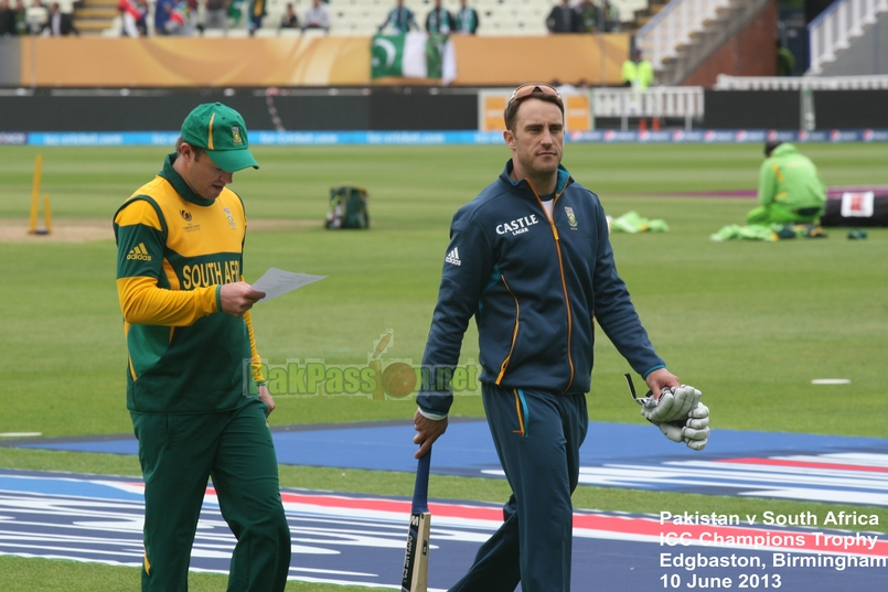 Pakistan vs South Africa - Champions Trophy 2013