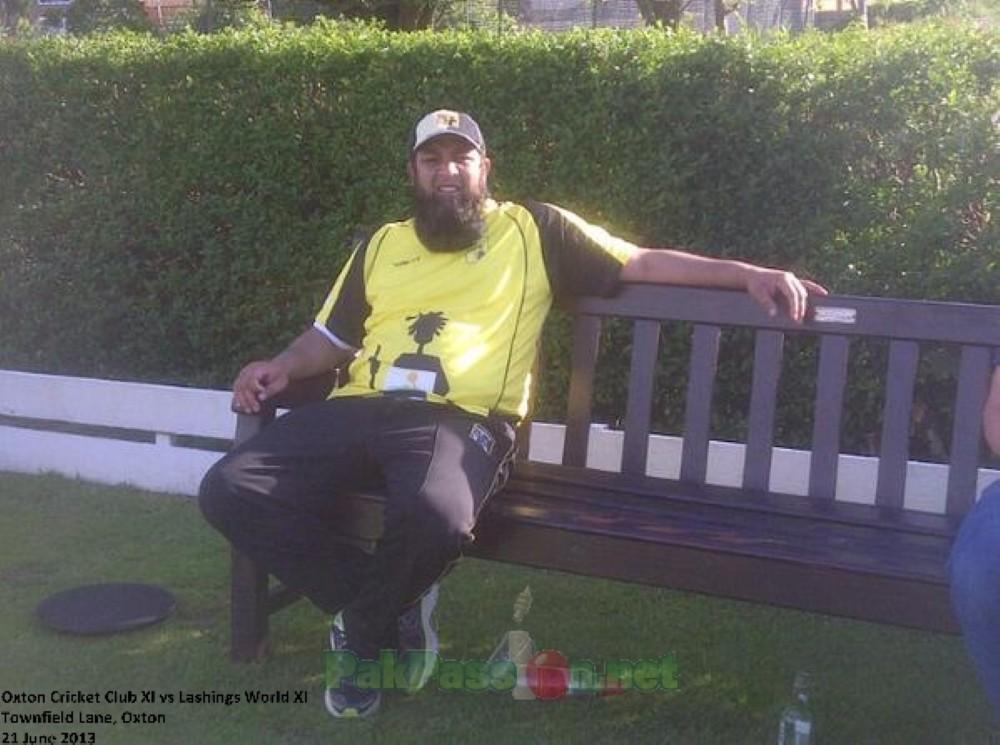 Oxton Cricket Club XI vs Lashings World XI