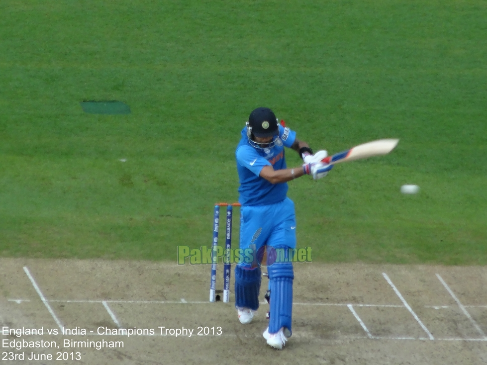 England vs India - Champions Trophy Final