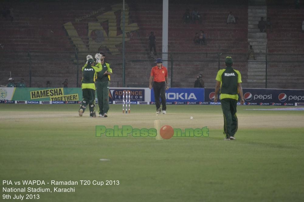 PIA vs WAPDA - Ramadan T20 Cup 2013
