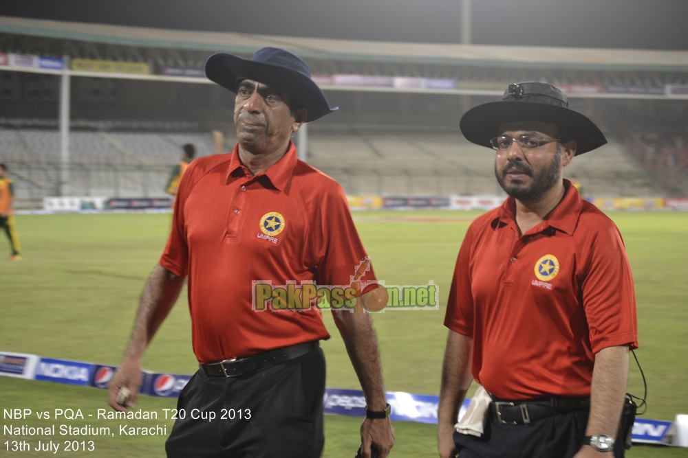 NBP vs PQA - Ramadan T20 Cup 2013