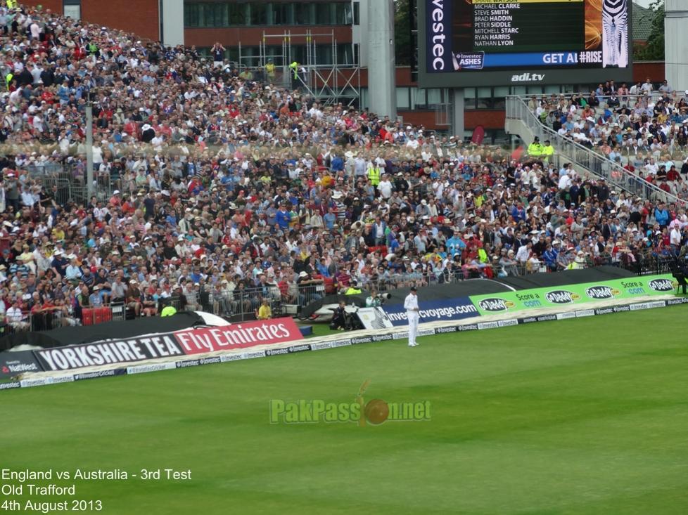 England vs Australia - Ashes 2013, 3rd Test