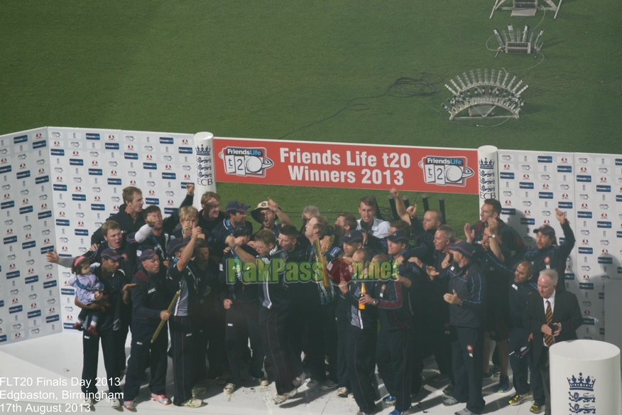 2013 Friends Life T20 Finals Day