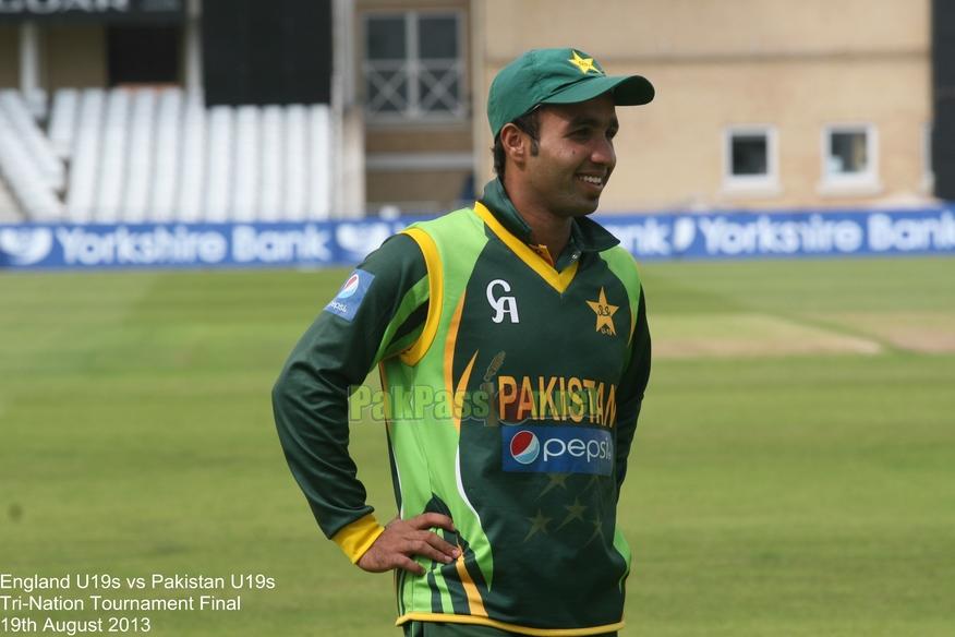Maiden double-hundred for Sami Aslam in the Quaid-E-Azam Trophy
