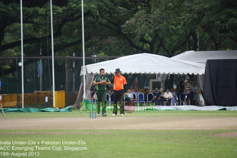 Pakistan U23 vs India U23 - Singapore 2013
