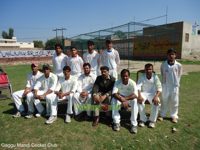 Gaggu Mandi Cricket Club