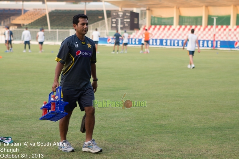 Pakistan v South Africa, October 2013 Warmup Matches & Training
