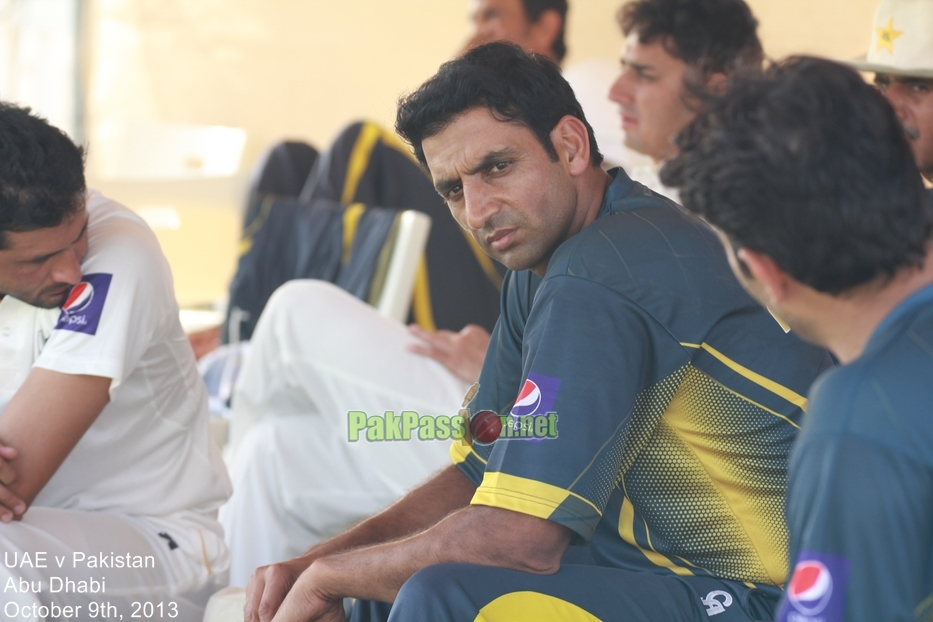 Mohammad Akram sacked as Bowling Coach