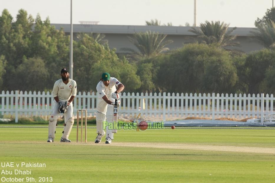 UAE vs Pakistan, Abu Dhabi