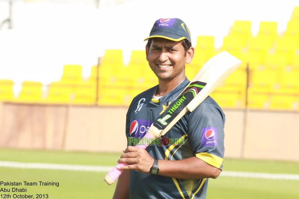 Pakistan Team Training, Abu Dhabi
