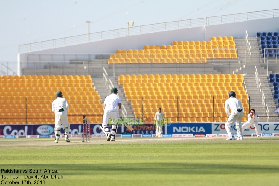 Pakistan vs South Africa, 1st Test, Abu Dhabi