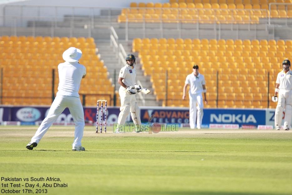 Pakistan vs South Africa, 1st Test, Abu Dhabi