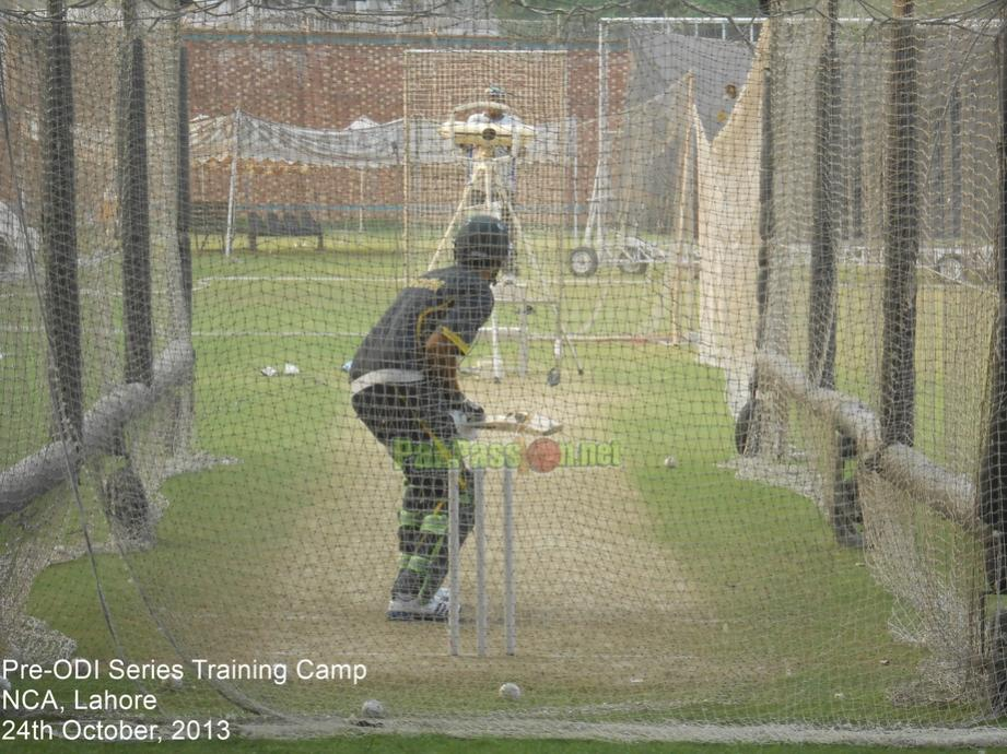 Pakistan vs South Africa Pre-ODI Series Training Camp, NCA, Lahore