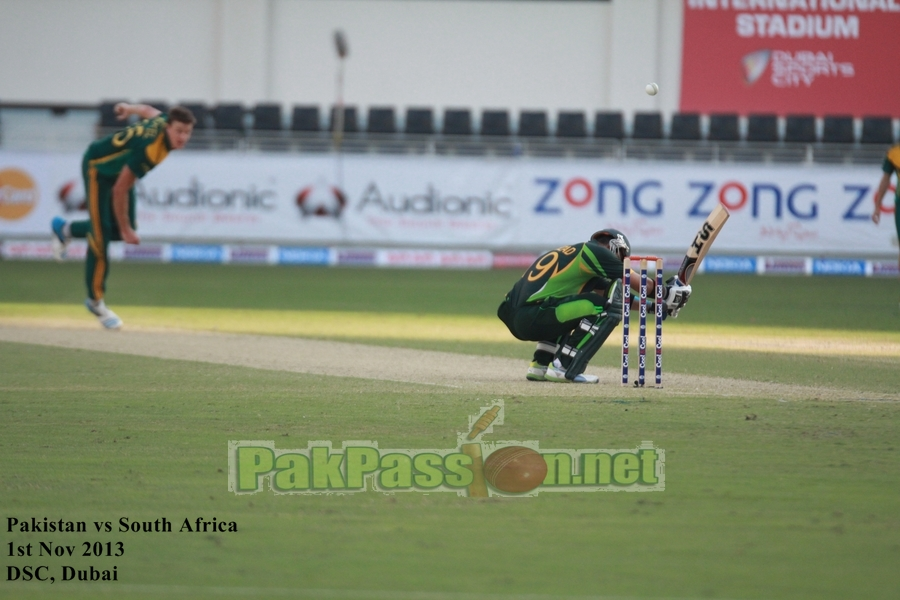 Pakistan vs South Africa, 2nd ODI, Abu Dhabi