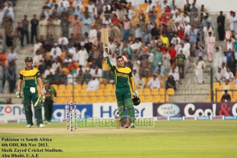 4th ODI | Pakistan vs South Africa | Abu Dhabi