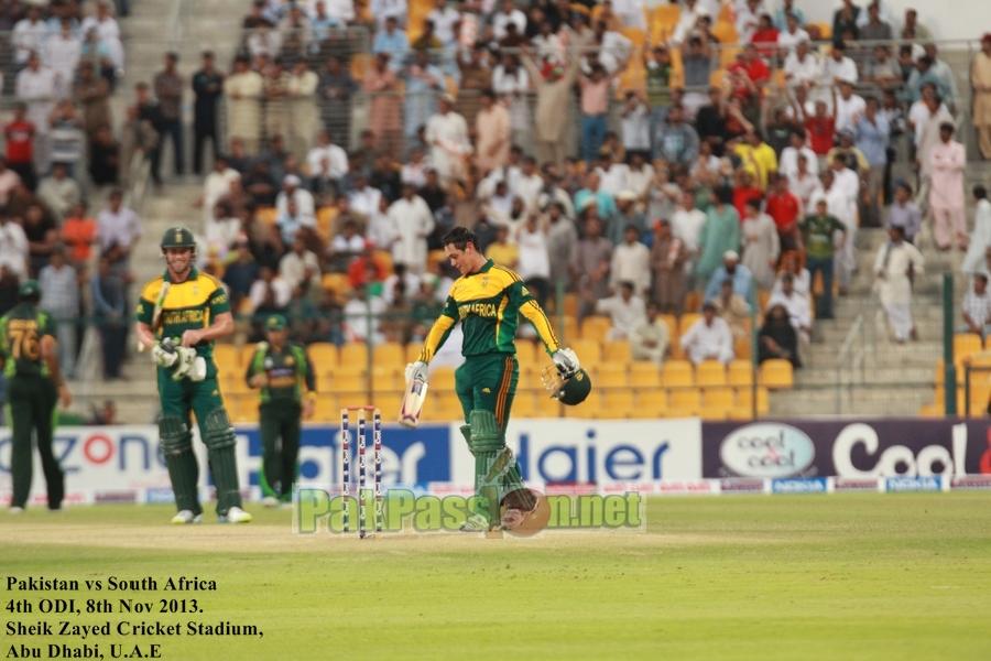 4th ODI   Pakistan vs South Africa   Abu Dhabi