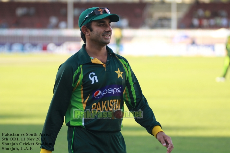 Saeed Ajmal reaches the milestone of 400 international wickets