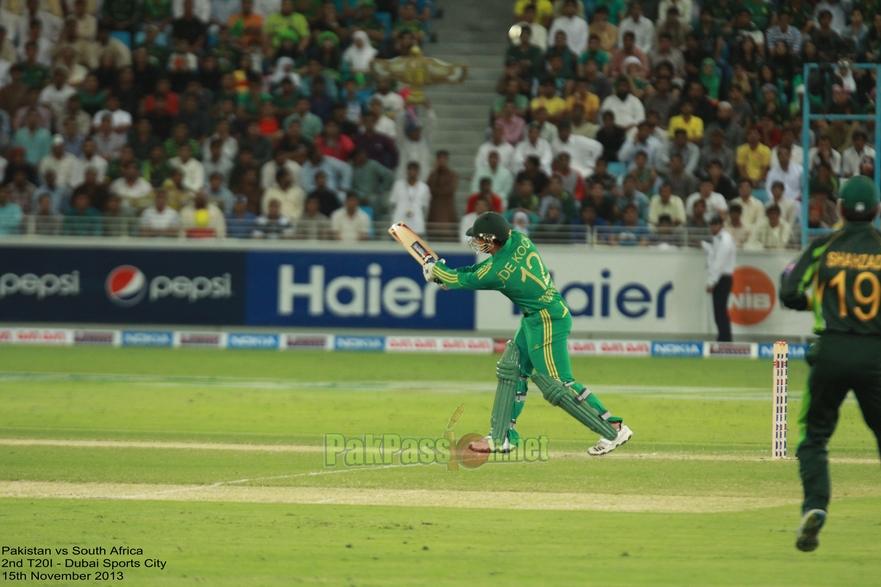 Pakistan vs South Africa | 2nd T20I | Dubai