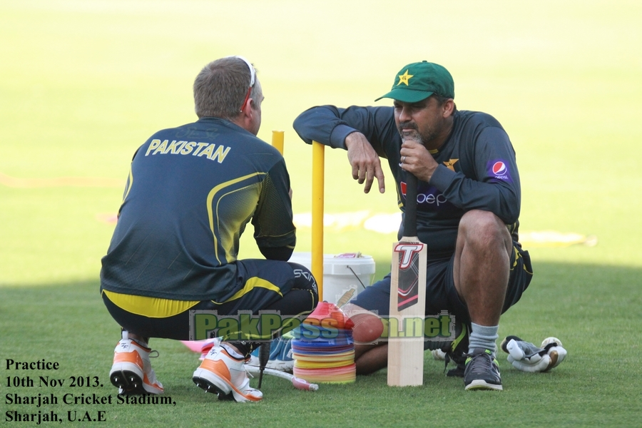 Pakistan vs South Africa, 5th ODI Training Session