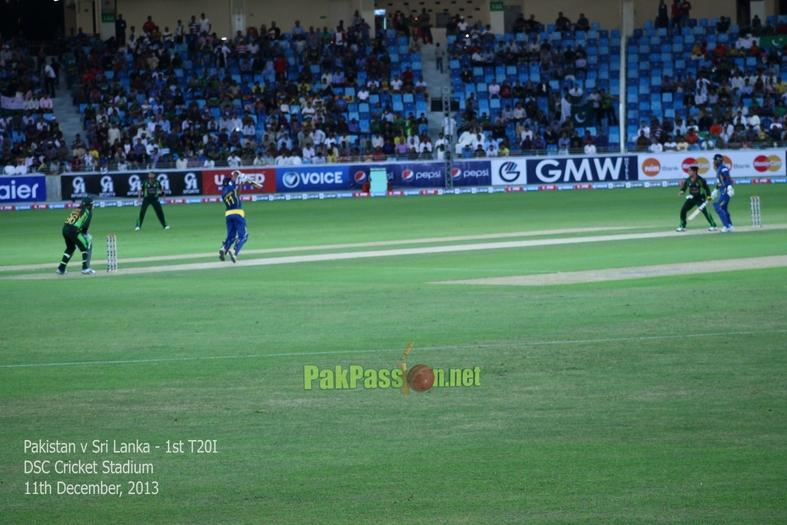 Pakistan vs Sri Lanka   1st T20I   Dubai