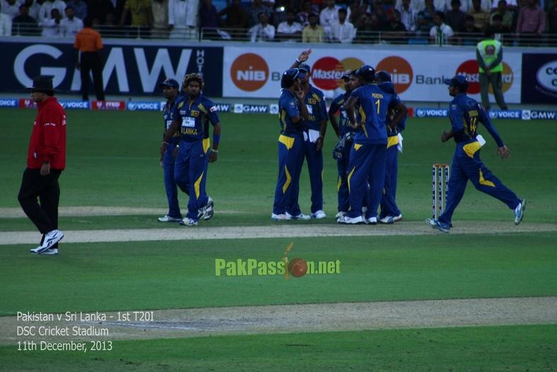 Pakistan vs Sri Lanka | 1st T20I | Dubai