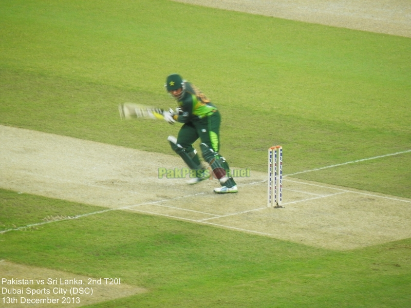 Pakistan vs Sri Lanka, 2nd T20I, Dubai