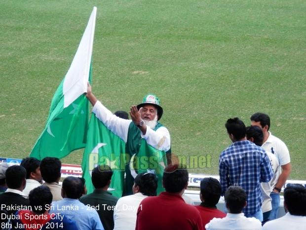 Pakistan vs Sri Lanka, 2nd Test, Day 1, Dubai