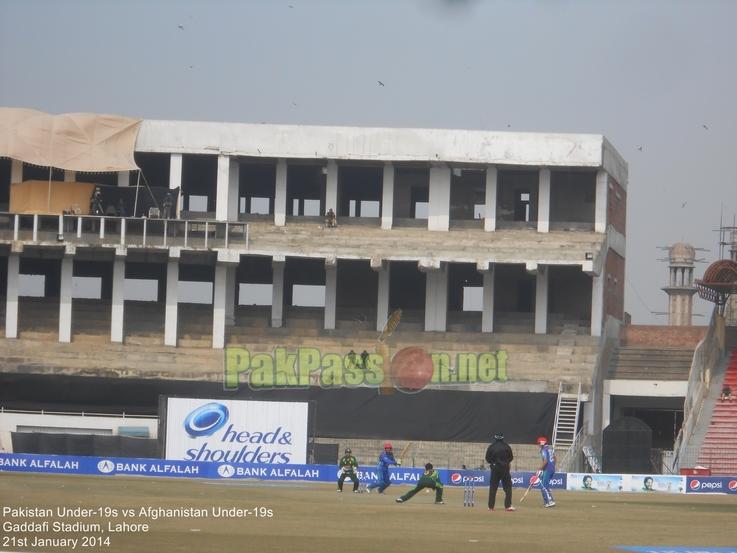 Pakistan Under-19s v Afghanistan Under-19s