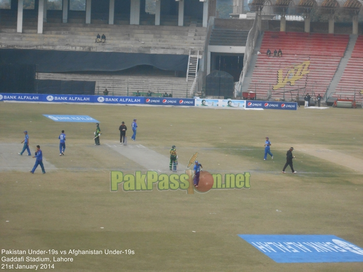 Pakistan Under-19s v Afghanistan Under-19s