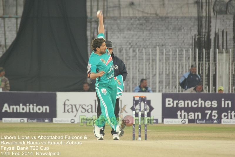 Faysal Bank T20 Cup 2013/2014