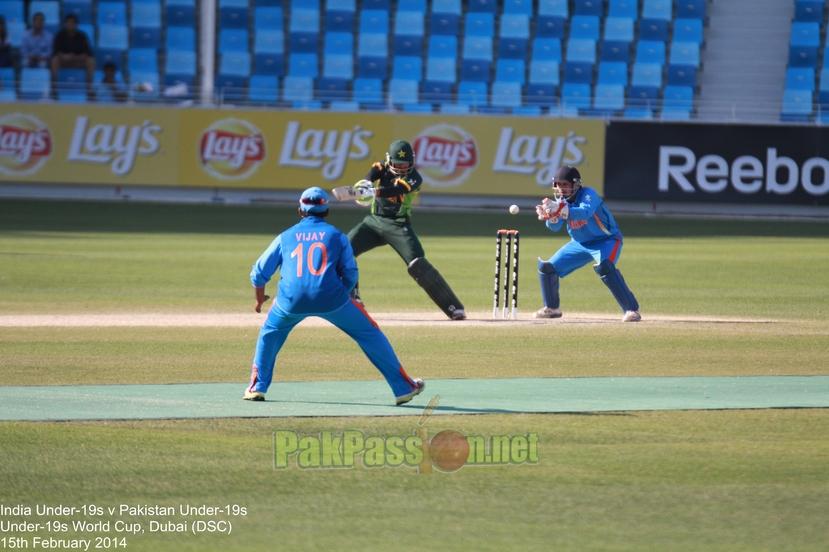 U19 India vs U19 Pakistan, ICC U19 World Cup 2014