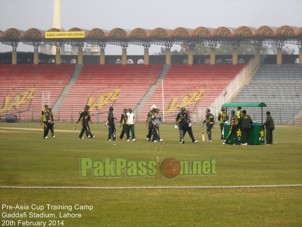 PCB to organise summer camp for International players
