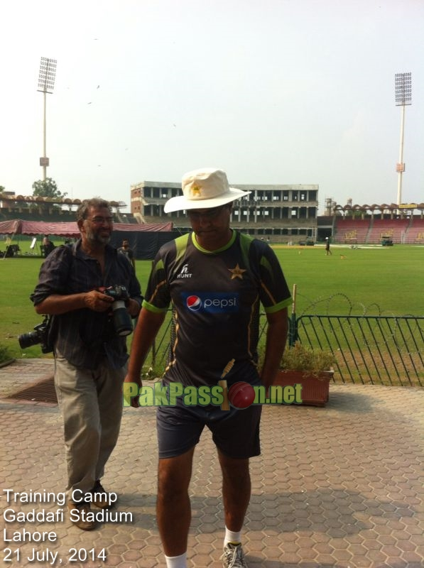 Test Team Training Camp - Sri Lanka Tour