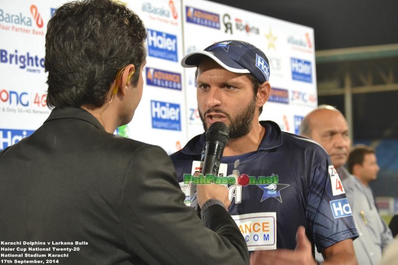 Haier Cup - Karachi Dolphins vs Larkana Bulls
