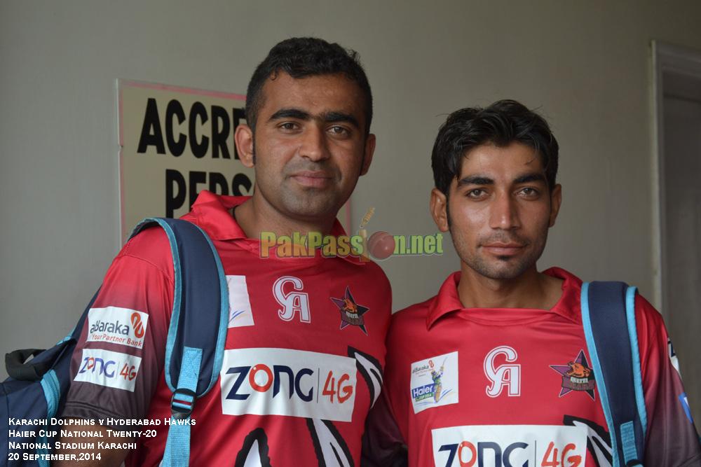 Haier Cup - Karachi Dolphins vs Hyderabad Hawks